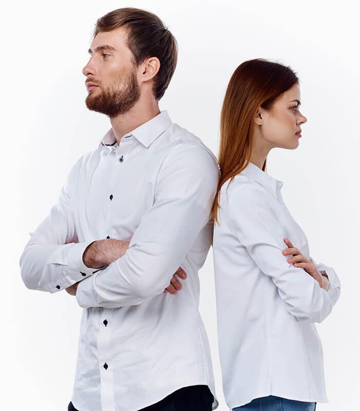 משבר אמון בזוגיות